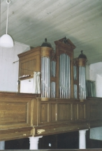 open monumenten dag het orgel