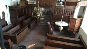 opening kerk
