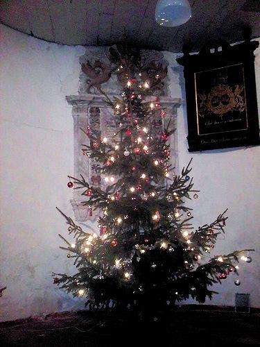 24 dec 2013 mariakerk kerstboom