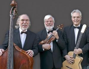 Kreisler Trio geven concert in de Mariakerk in Oosterwijtwerd