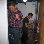 Jonny en Johan Holman installateurs