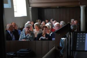 publiek bij opening 1e dag