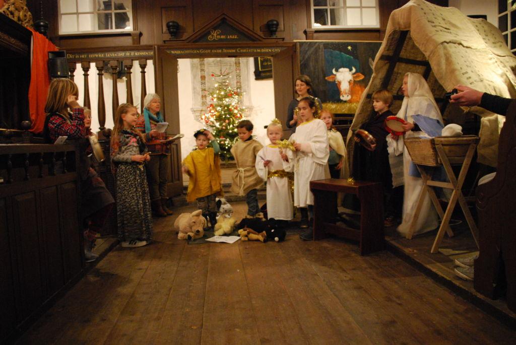 kerstviering mariakerk