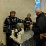 Koffie en thee voor de gasten