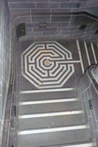 labyrint dom van Keulen
