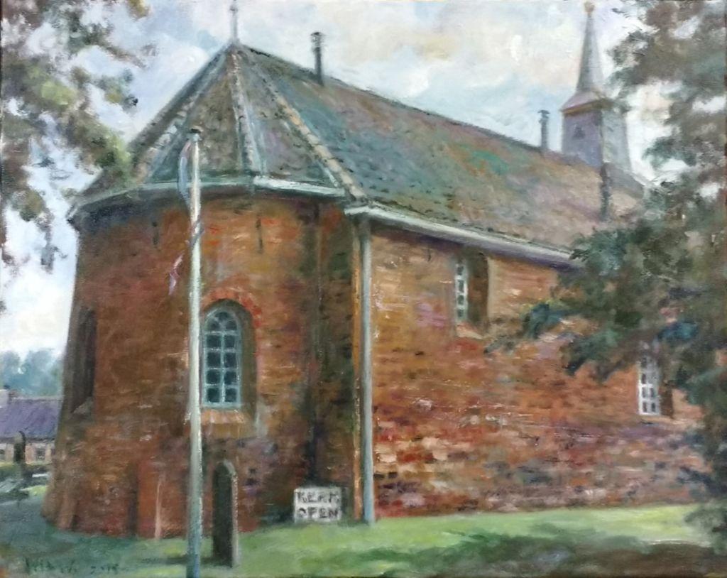 Mariakerk open monumentendag
