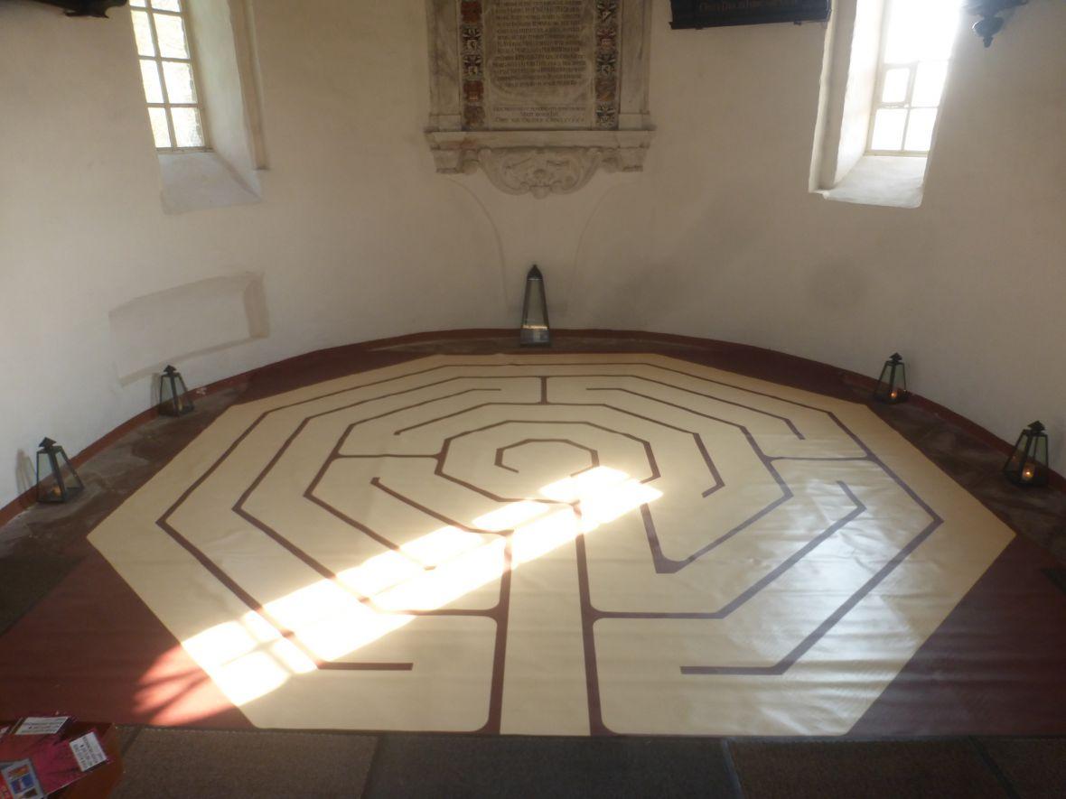 Lezing Asser Kreis - groot labyrint