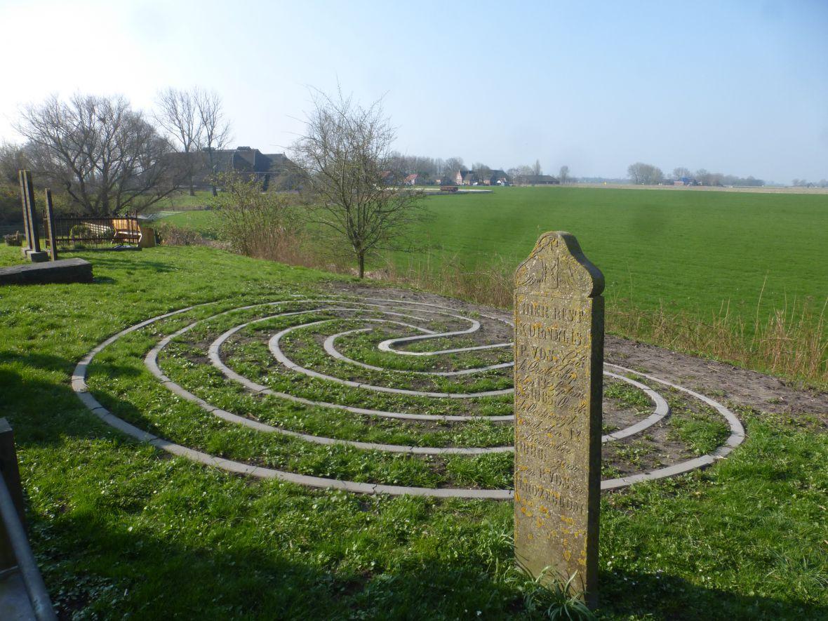 Lezing Asser Kreis - klein labyrint