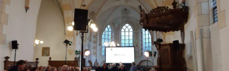 Kerk Middelstum afscheid Peter Breukink